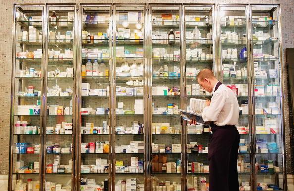 Pharmacy「Preview Of The Sale From Damien Hirst Pharmacy Restaurant」:写真・画像(1)[壁紙.com]