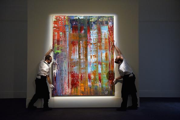 アート「$500m Of Art Under One Roof」:写真・画像(11)[壁紙.com]