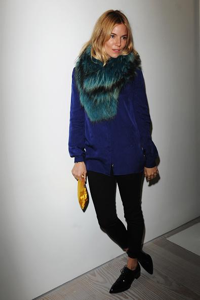 Sienna Miller「Matthew Williamson - Front Row: London Fashion Week SS14」:写真・画像(1)[壁紙.com]