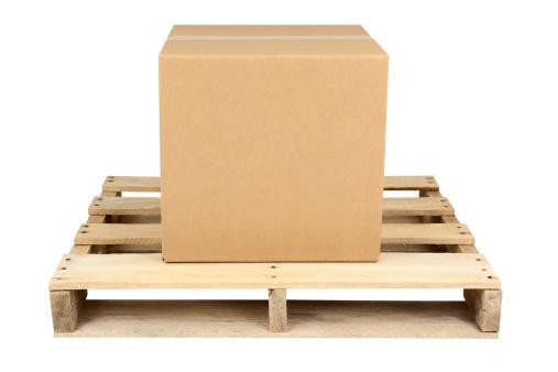 Pallet「Box on Shipping Pallet」:スマホ壁紙(7)