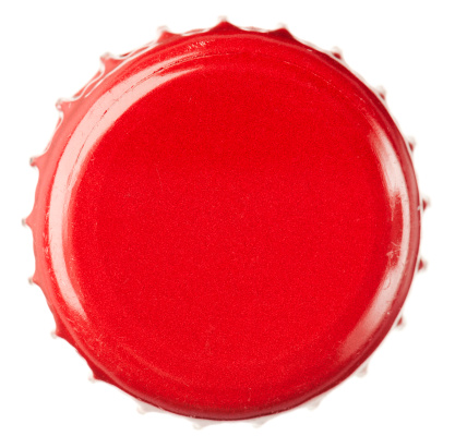Lid「Red Bottle Cap Close-Up」:スマホ壁紙(12)