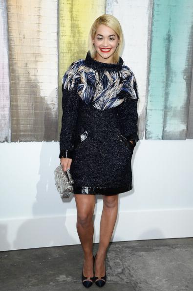 Chanel Purse「Chanel: Front Row - Paris Fashion Week Womenswear Spring/Summer 2014」:写真・画像(17)[壁紙.com]
