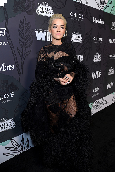 Presley Ann「12th Annual Women In Film Oscar Nominees Party Presented By Max Mara With Additional Support From Chloe Wine Collection, Stella Artois and Cadillac - Red Carpet」:写真・画像(8)[壁紙.com]