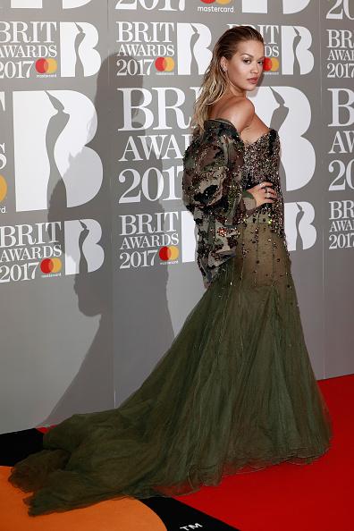 Brit Awards「The BRIT Awards 2017 - Red Carpet Arrivals」:写真・画像(14)[壁紙.com]