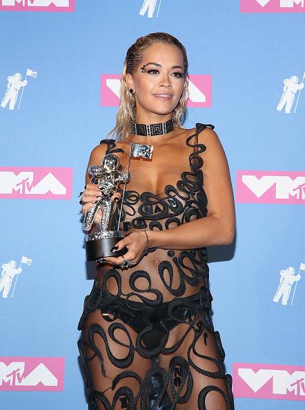 Radio City Music Hall「2018 MTV Video Music Awards - Press Room」:写真・画像(8)[壁紙.com]