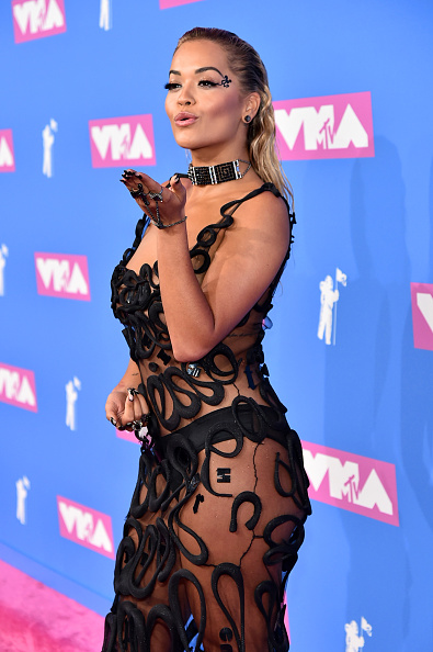 Hand Harness「2018 MTV Video Music Awards - Red Carpet」:写真・画像(15)[壁紙.com]