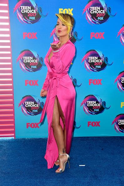 Galen Center「Teen Choice Awards 2017 - Arrivals」:写真・画像(3)[壁紙.com]