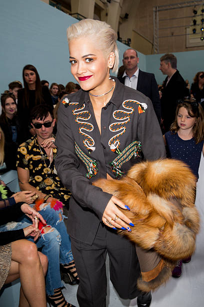 Day 2: Front Row - London Fashion Week SS15:ニュース(壁紙.com)