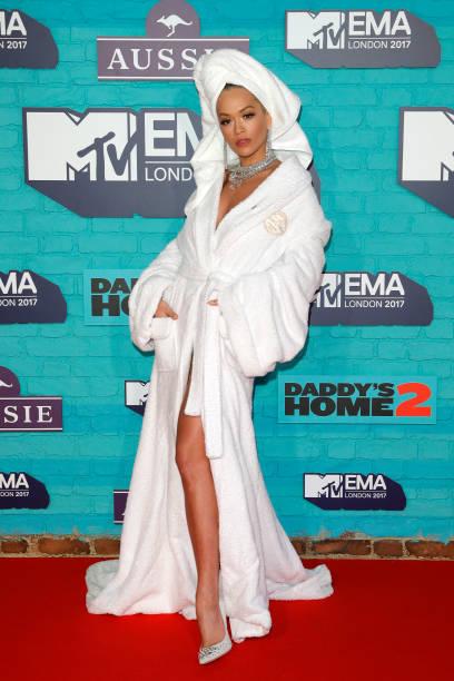 MTV EMAs 2017 - Red Carpet Arrivals:ニュース(壁紙.com)