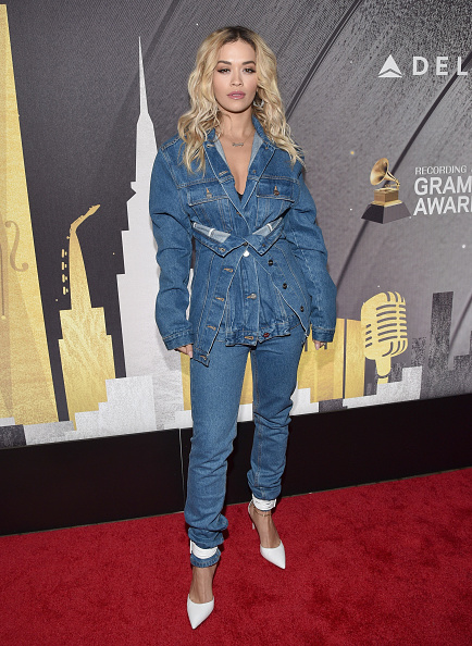Double Denim「Delta Air Lines Celebrates 2018 GRAMMY Weekend」:写真・画像(0)[壁紙.com]