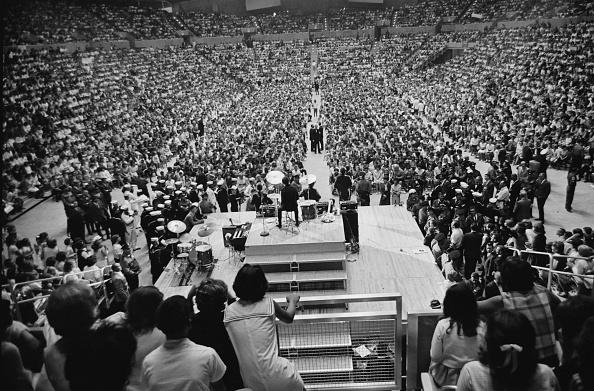 Stadium「Beatles Live In USA」:写真・画像(16)[壁紙.com]