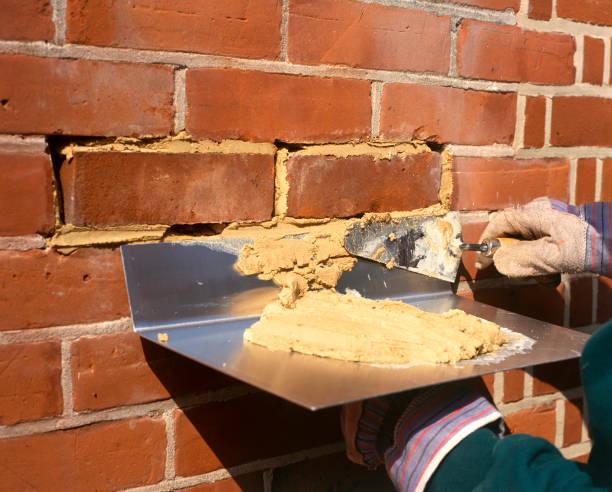 Replacing a brick in a wall:ニュース(壁紙.com)