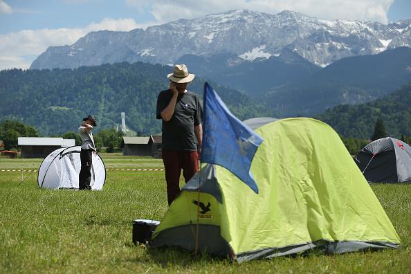 Camping「G7 Summit At Elmau - General Preparations」:写真・画像(11)[壁紙.com]