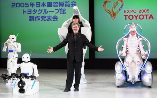 Japan Expo「Auto Giant Toyota Unveils Prototype Designs」:写真・画像(17)[壁紙.com]