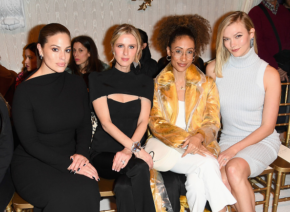 New York Fashion Week「Brandon Maxwell - Front Row - February 2019 - New York Fashion Week」:写真・画像(15)[壁紙.com]
