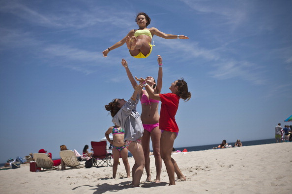 友情「7 Months After Hurricane Sandy, New Jersey Shore Open For Memorial Day」:写真・画像(9)[壁紙.com]