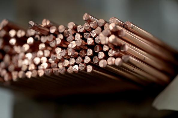 Copper「Despite Positive Employment Data, U.S. Manufacturing Index Falls To Lowest Level Since 2009」:写真・画像(5)[壁紙.com]
