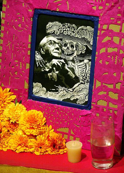 Tim Boyle「Dia De Los Muertos Is Celebrated In Chicago」:写真・画像(5)[壁紙.com]