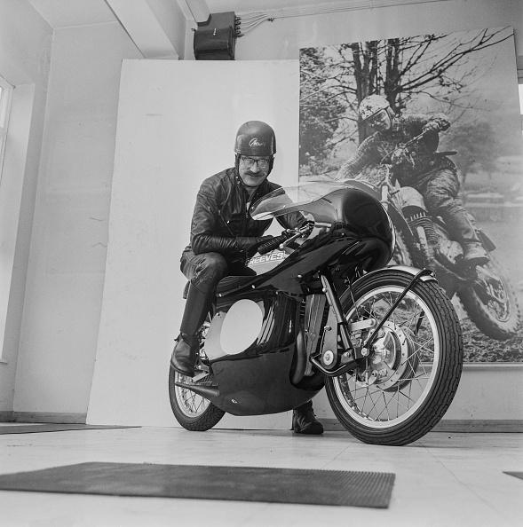 オートバイ競技「Bert Greeves」:写真・画像(6)[壁紙.com]
