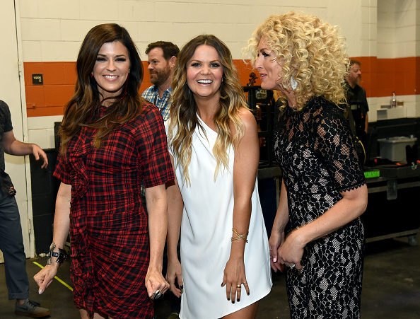 Amy T「2017 iHeartCountry Festival, A Music Experience by AT&T - Backstage」:写真・画像(3)[壁紙.com]