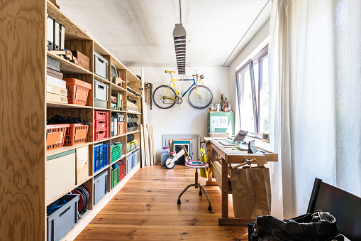 Human Powered Vehicle「creative home office」:スマホ壁紙(14)