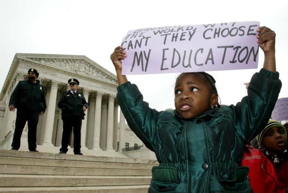 Washington DC「(FILE PHOTO) School-Voucher Program Supporters」:写真・画像(16)[壁紙.com]