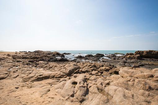 Eco Tourism「Seashore in Sanya, China」:スマホ壁紙(3)