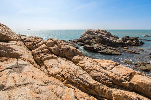 Eco Tourism「Seashore in Sanya, China」:スマホ壁紙(17)