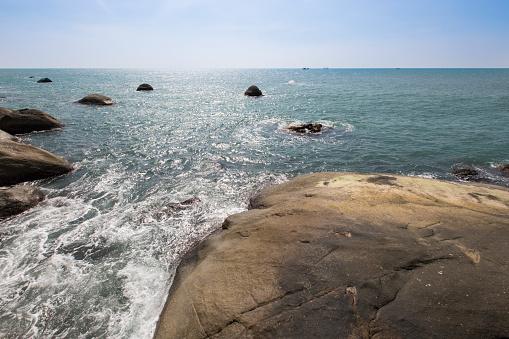 Eco Tourism「Seashore in Sanya, China」:スマホ壁紙(19)