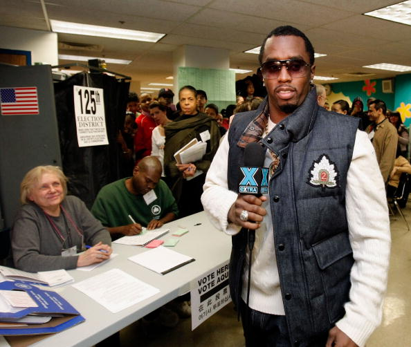 "Super Tuesday「Sean ""Diddy"" Combs Relaunches his 2004 Youth Drive Mission」:写真・画像(18)[壁紙.com]"