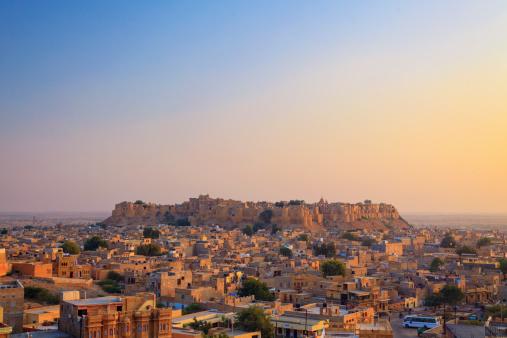 Rajasthan「India, Rajasthan, Jaisalmer」:スマホ壁紙(12)