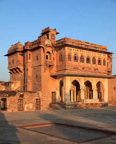 Rajasthan「India, Rajasthan, Nagaur, Ahhichatragarh Fort」:スマホ壁紙(18)