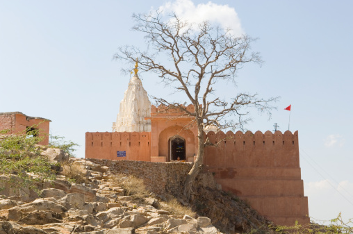 Rajasthan「India, Rajastan, Jaipur, the Sun Temple at Galta」:スマホ壁紙(14)