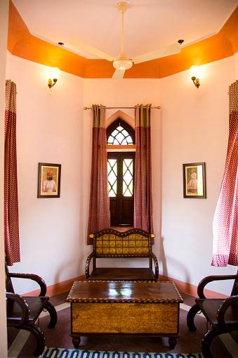 Rajasthan「India, Rajasthan, Alwar, Heritage Hotel Ram Bihari Palace」:スマホ壁紙(0)