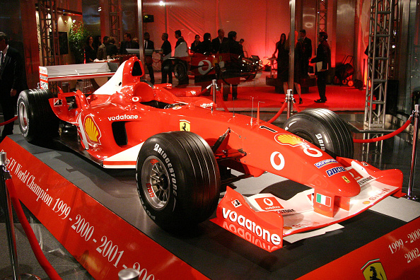 Extreme Close-Up「50th Anniversary Of Ferrari In The United States」:写真・画像(8)[壁紙.com]