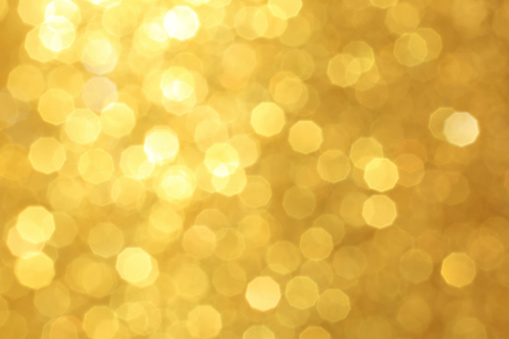 Gold Colored「Golden unfocused light background」:スマホ壁紙(13)