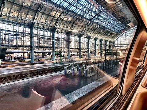 Nouvelle-Aquitaine「Gare de Bordeaux Saint-Jean」:スマホ壁紙(12)