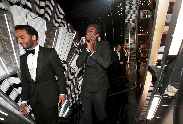 André Holland「89th Annual Academy Awards - Backstage」:写真・画像(11)[壁紙.com]
