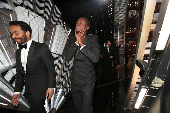 André Holland「89th Annual Academy Awards - Backstage」:写真・画像(13)[壁紙.com]