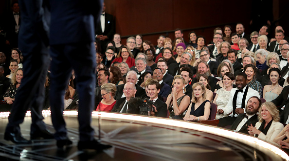 アカデミー賞「89th Annual Academy Awards - Backstage」:写真・画像(16)[壁紙.com]