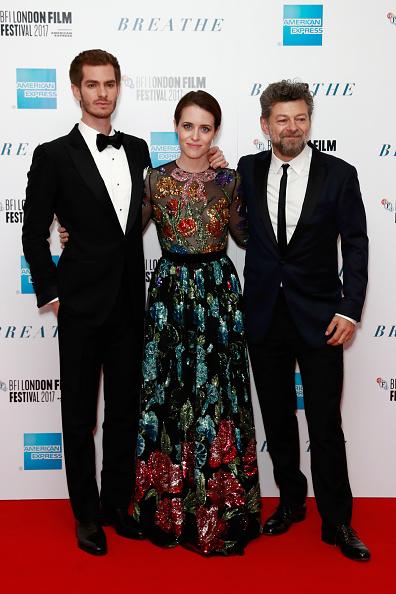 "Andy Phillips「""Breathe"" Opening Night Gala & European Premiere - 61st BFI London Film Festival」:写真・画像(2)[壁紙.com]"