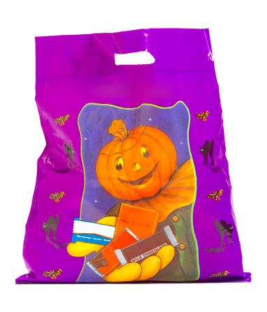 トリックオアトリート「trick or treat bag」:スマホ壁紙(13)