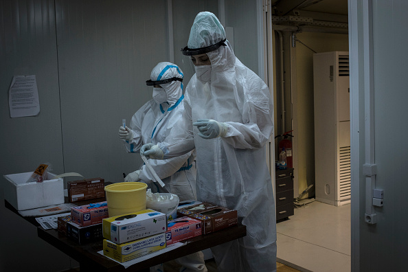 Greece「Mediterranean Passenger Ships Resume Summer Service Amid Coronavirus Pandemic」:写真・画像(14)[壁紙.com]
