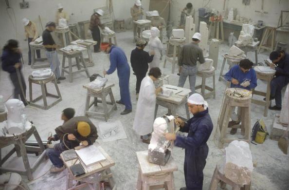 Romano Cagnoni「Carrara Sculpture Class」:写真・画像(10)[壁紙.com]