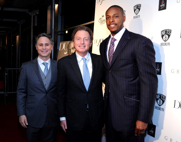 Paul Pierce「DuJour's Jason Binn Welcomes NY Nets Star Paul Pierce To NYC」:写真・画像(15)[壁紙.com]