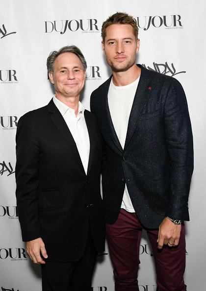 October「DuJour Media And Jason Binn Celebrate October Cover Star Justin Hartley At Vandal」:写真・画像(14)[壁紙.com]