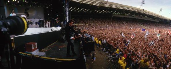 Stadium「Bono At Live Aid」:写真・画像(0)[壁紙.com]