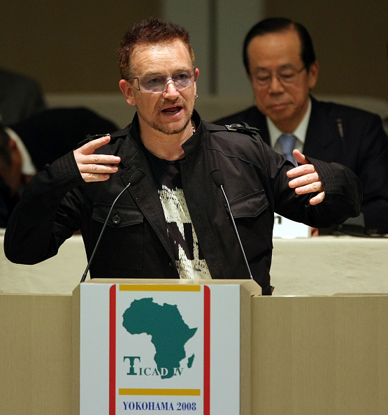 日本人のみ「4th Tokyo International Conference On African Development Continues」:写真・画像(6)[壁紙.com]