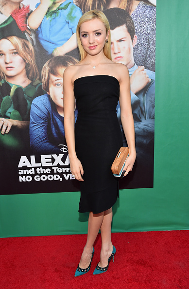 "El Capitan Theatre「The World Premiere of Disney's ""Alexander and the Terrible, Horrible, No Good, Very Bad Day"" - Red Carpet」:写真・画像(6)[壁紙.com]"