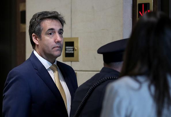 Win McNamee「Ex-Trump Lawyer Michael Cohen Testifies Before House Intelligence Committee」:写真・画像(6)[壁紙.com]